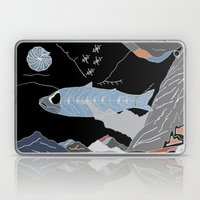 The Fossil Record Laptop & iPad Skin