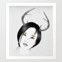 Cirque V Art Print
