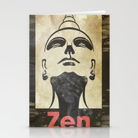 Zen Stationery Cards