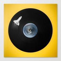 World Record Canvas Print