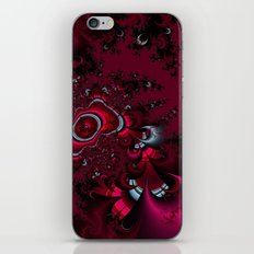 Butterfly Romance iPhone & iPod Skin