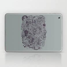 Polyphobic Vomit Laptop & iPad Skin