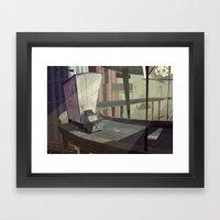 FREE -WAY Framed Art Print