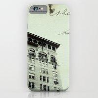 Crest Hotel iPhone 6 Slim Case