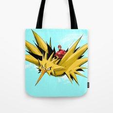 Flash-Dos Tote Bag