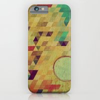 iPhone & iPod Case featuring luna by Laura Moctezuma