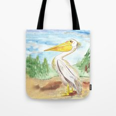 Lake of the Woods Tote Bag