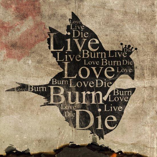 Live, Love... Art Print