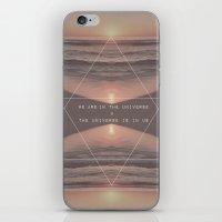 THE UNIVERSE iPhone & iPod Skin