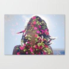 Double Exposure 1 Canvas Print
