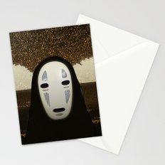 No-Face Maki-e Stationery Cards