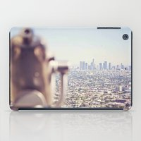 View From The Top, Los A… iPad Case