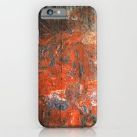 iPhone Cases featuring Xipe Totec by Fernando Vieira