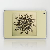 Eye Flower Laptop & iPad Skin