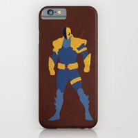 iPhone & iPod Case featuring Death Stroke by JHTY
