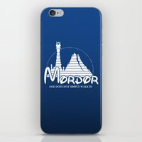 The Happiest Place in Middle Earth iPhone & iPod Skin