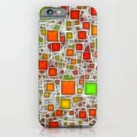 iPhone & iPod Case featuring Ceramics Citrus by Alice Gosling