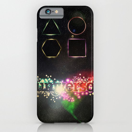Universo iPhone & iPod Case