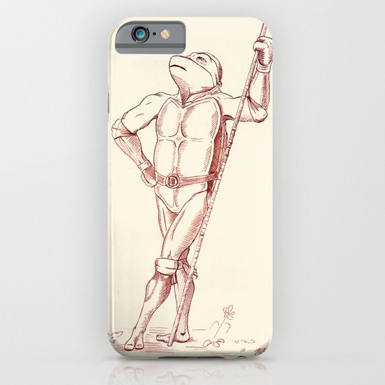 Donatello iPhone & iPod Case