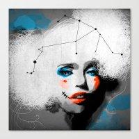 Zero City Canvas Print