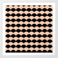 undulation Art Print