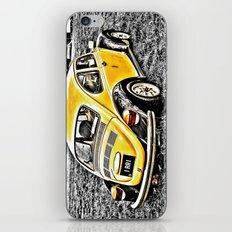 Bumble Beetle iPhone & iPod Skin