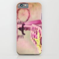 I Rode My Bicycle Past Your Window Last Night iPhone 6 Slim Case