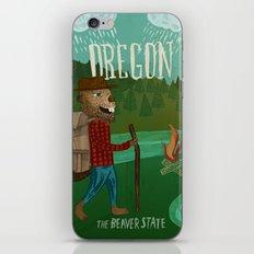 Oregon iPhone & iPod Skin