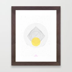 For the Love of CAD Framed Art Print