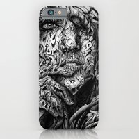 iPhone & iPod Case featuring Curiosity by René Campbell