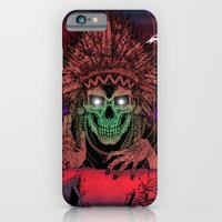 iPhone Cases featuring INVASION by Lokhaan