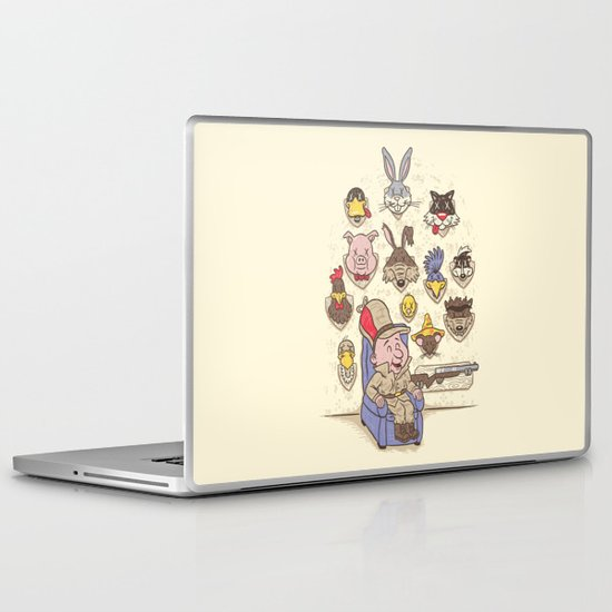 Wevenge! Laptop & iPad Skin