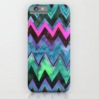 PATTERN {chevron 011} iPhone 6 Slim Case