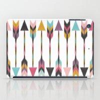 Bohemian Arrows iPad Case