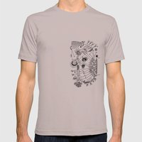 Trip the Light Fantastick Mens Fitted Tee Cinder SMALL