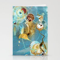 Cosmodigilogital Honey Stationery Cards