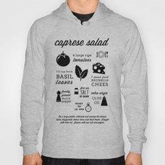 Caprese Salad Hoody