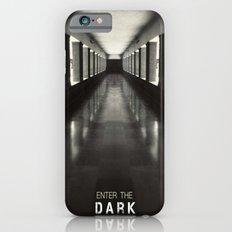 Enter the dark iPhone 6s Slim Case