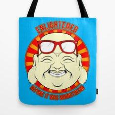 Hipster Budai Tote Bag