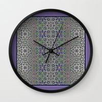 Moonlight Mile Wall Clock