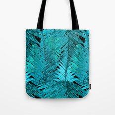 FERN LEAF FOREST  Tote Bag