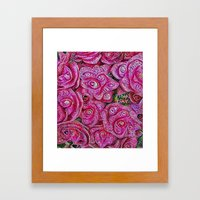 :: Pink Day :: Framed Art Print