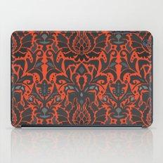 Aya damask orange iPad Case