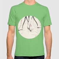 .. Mens Fitted Tee Grass SMALL