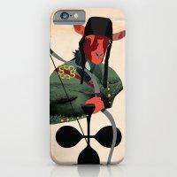 LANCELOT DU LAC iPhone 6 Slim Case