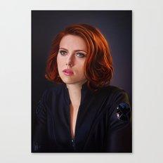 Natasha Canvas Print