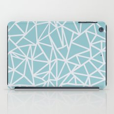 Ab Outline Salt Water iPad Case