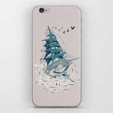 SAILOR iPhone & iPod Skin