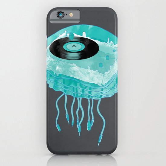 Deep Sea Audiophile iPhone & iPod Case