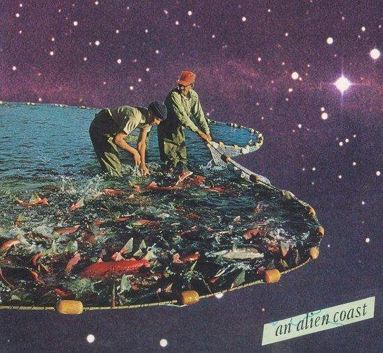 an alien coast Canvas Print